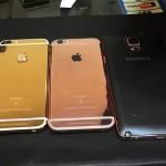Karalux cung cấp dịch vụ độ iPhone 6 thành iPhone 6s mạ vàng hồng