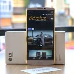 Karalux giới thiệu điện thoại LG V10 mạ vàng tại Việt Nam