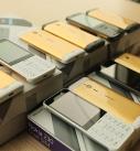 Nokia 230 ma vang 24K, Giá Điện thoại N230 Gold mạ vàng 24K tại Hà Nội   Karalux