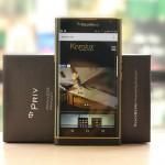 Karalux trình làng phiên bản BlackBerry Priv mạ vàng đầu tiên trên giới