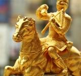 Quà tặng tết 2016: Mã thượng phong hầu mạ vàng tặng Sếp, đối tác