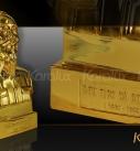 Tượng Chủ tịch Hồ Chí Minh mạ vàng | Quà tặng ý nghĩa tưởng nhớ công ơn Bác Hồ