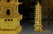 Thap Van Xuong, biểu tượng tháp Văn Xương bằng vàng tại Hà Nội, Tp HCM