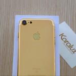 Thay vỏ iPhone 6 thành iPhone 7 mạ vàng 24K tại Hà Nội