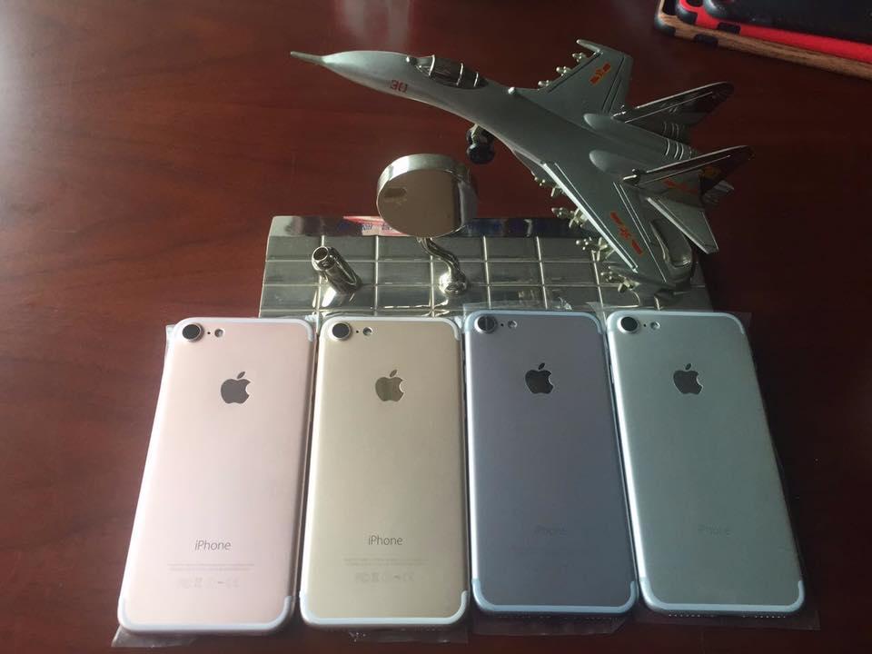 Karalux chuẩn bị giới thiệu vỏ iPhone 7 mạ vàng 24K và giá bán