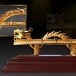 Chiêm Ngưỡng biểu tượng Cầu Rồng Đà Nẵng mạ vàng
