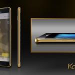 Karalux trình làng Galaxy Note 7 mạ vàng 24K đầu tiên trên thế giới