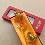 Karalux giới thiệu bông hồng đúc vàng nguyên khối giá 500 triệu