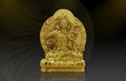 Giá bán tượng Đại sư liên hoa sinh mạ vàng bởi Karalux