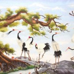 Giải đáp ý nghĩa của biểu tượng chim hạc trong dân gian