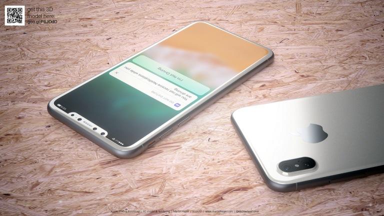 mat truoc iphone 8