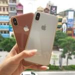 Karalux công bố giá bán iPhone X mạ vàng