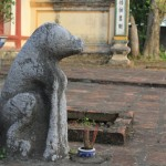 Tục thờ tượng Chó của người Việt