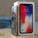 Karalux ra mắt iPhone X mạ vàng đầu tiên tại Việt Nam